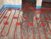Teplovodní podlahové topení ostrava